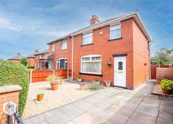 Thumbnail 3 bed semi-detached house for sale in Waverley Avenue, Kearsley, Bolton