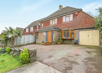 Thumbnail 3 bedroom detached house for sale in Valley Drive, Brighton, East Sussex