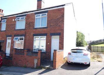Thumbnail 2 bedroom end terrace house for sale in Birkland Street, Mansfield, Nottinghamshire