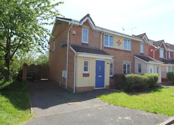 Thumbnail 3 bed semi-detached house for sale in Goodwick Drive, Wrexham