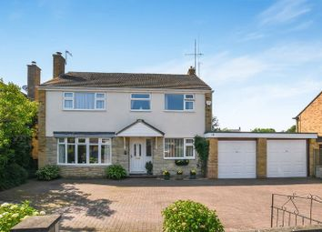 Thumbnail 4 bed detached house for sale in Kennedy Road, Bicester