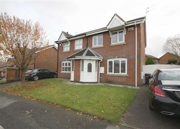 Thumbnail 3 bed semi-detached house to rent in Templecombe Drive, Sharples, Bolton