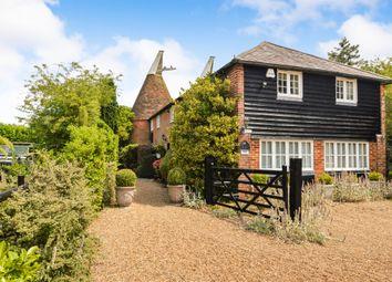 Thumbnail 4 bedroom detached house for sale in Finn Farm Road, Kingsnorth, Ashford