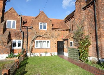 Thumbnail 3 bed terraced house for sale in School Cottages, The Broadway, Laleham Village, Surrey