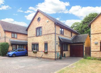 Thumbnail 4 bed detached house for sale in Newton Road, Farnborough, Hampshire