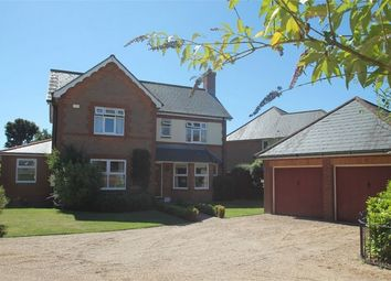 Thumbnail Detached house for sale in Fairways, Braiswick, Colchester, Essex