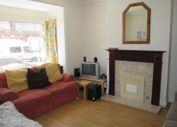 Thumbnail 4 bedroom property to rent in Cromwell Road, Southampton