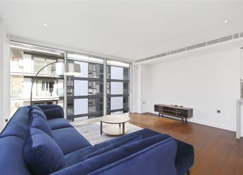 Thumbnail 3 bedroom flat to rent in Chartwell House, Waterfront Drive, London