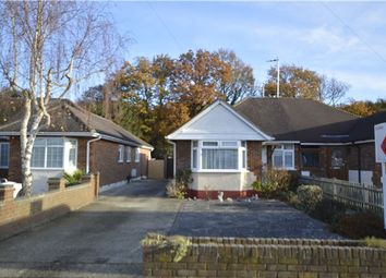 Thumbnail 2 bed semi-detached bungalow for sale in Castle Drive, Horley
