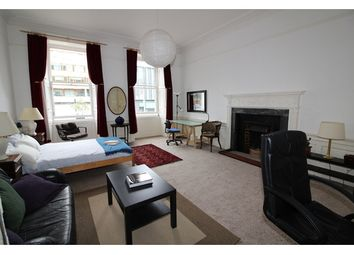 Thumbnail 4 bed flat to rent in Buccleuch Place, Edinburgh