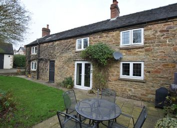 Thumbnail 3 bed cottage for sale in Church Lane, South Wingfield, Alfreton, Derbyshire