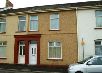 Thumbnail 3 bed terraced house for sale in Copperworks Road, Llanelli