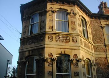 Thumbnail 3 bed flat to rent in Grove Road, Redland, Bristol