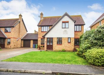 Thumbnail 4 bed detached house for sale in Rowan Grove, Aveley, South Ockendon