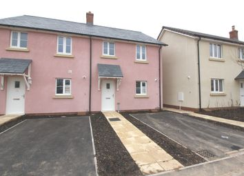 Thumbnail 2 bed semi-detached house for sale in Honiton Road, Churchinford, Taunton