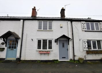 Thumbnail 2 bed terraced house to rent in Longhurst Lane, Mellor, Stockport