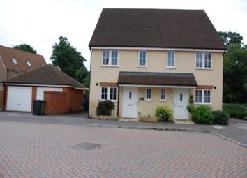 Thumbnail 2 bed semi-detached house for sale in Railfield Gardens, Horley