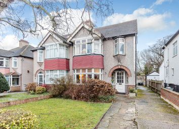 Thumbnail 4 bed semi-detached house for sale in Goodhart Way, West Wickham, Kent