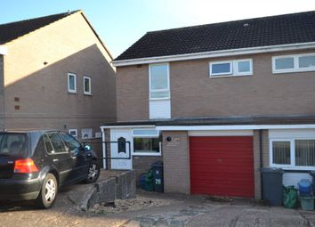 Thumbnail 3 bed end terrace house for sale in Meadow View Road, Exmouth