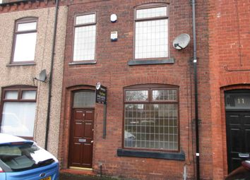 Thumbnail 2 bed terraced house to rent in Boundary Street, Leigh, Manchester, Greater Manchester
