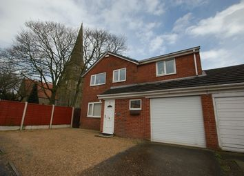 Thumbnail 4 bed detached house to rent in Bridge Street, Radcliffe, Manchester