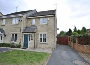 Thumbnail 2 bed semi-detached house to rent in Brayford Road, Woodfield Plantation, Doncaster