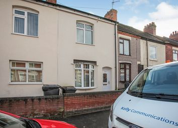 2 bed terraced house for sale in Webb Street, Nuneaton, Warwickshire CV10