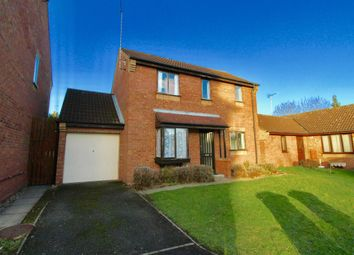 3 bed detached house for sale in Melrose Drive, Fletton, Peterborough PE2