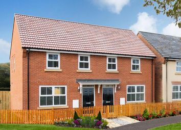 "Thumbnail 3 bedroom semi-detached house for sale in ""Archford"" at Main Road, Earls Barton, Northampton"