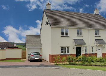 Thumbnail 3 bed semi-detached house for sale in Loring Fields, Landkey, Barnstaple