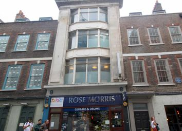 Thumbnail Office to let in Denmark Street, London