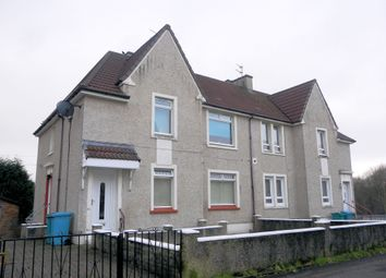 Thumbnail 2 bed flat for sale in Burnside Avenue, Airdrie