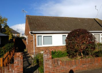 Thumbnail 2 bed bungalow to rent in Hawthorn Close, Hampton
