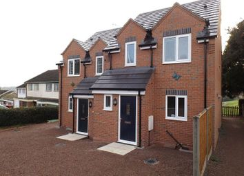 Thumbnail 3 bed semi-detached house to rent in Walnut Tree Cottage, Lower West Fields, Bromyard.