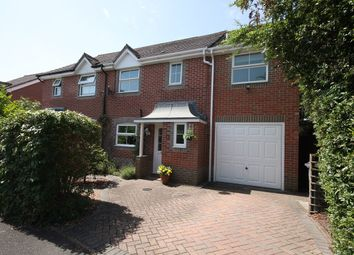 Thumbnail 4 bed semi-detached house for sale in Broadmeadow End, Thatcham