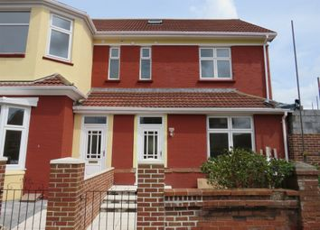 Thumbnail 4 bed terraced house for sale in Midvale Road, Paignton