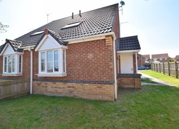 Thumbnail 1 bed semi-detached house for sale in Hunworth Close, Havelock Park, Sunderland