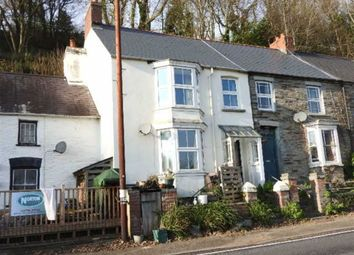 Thumbnail 3 bed terraced house for sale in Cardigan