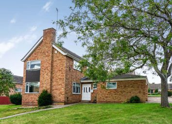 4 bed detached house for sale in Abbots Way, Wellingborough NN8