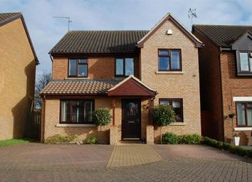 Thumbnail 4 bedroom detached house for sale in Velocette Way, Duston, Northampton