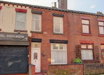 Thumbnail 2 bed terraced house for sale in Church Road, Bolton