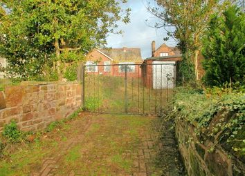Thumbnail 3 bed bungalow for sale in Church Lane, Neston, Cheshire