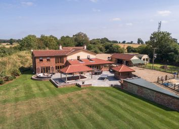 Thumbnail 5 bed detached house for sale in North Tuddenham, Dereham