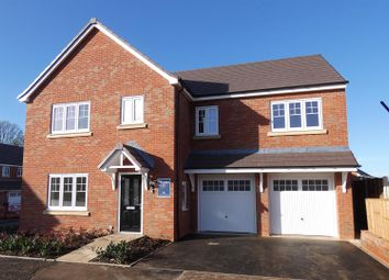 Thumbnail 5 bed detached house for sale in Plot 15, Milestone Grange, Stratford Upon Avon