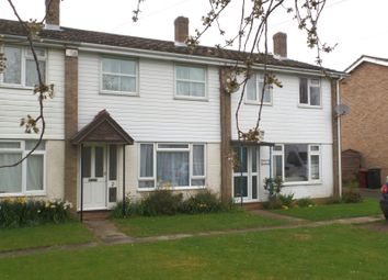 Thumbnail 3 bed end terrace house to rent in The Chestnuts, Hunston, Chichester