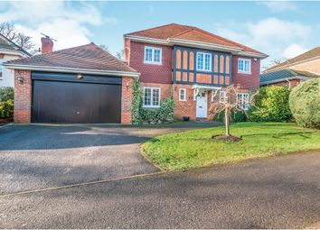 Thumbnail 5 bedroom detached house to rent in St. Huberts Close, Gerrards Cross