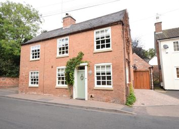 Thumbnail 4 bed detached house for sale in Desford Road, Thurlaston, Leicester