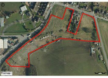 Thumbnail Land for sale in Land At, Laburnum Avenue, Kirkby-In-Ashfield, Nottinghamshire