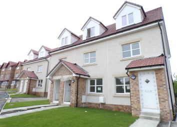 Thumbnail 4 bed terraced house for sale in Berryknowes Drive, Glasgow