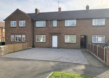 Thumbnail 4 bed terraced house for sale in Parks Avenue, South Wingfield, Alfreton